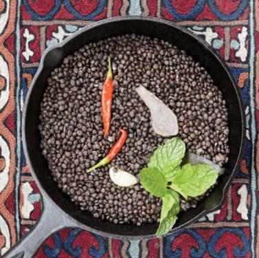 caviar-cocout-lentils