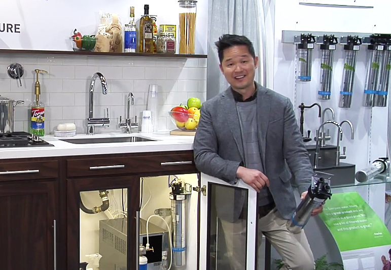Naturally and everpure at kbis 2015 naturally danny seo for Everpure h 300 nxt