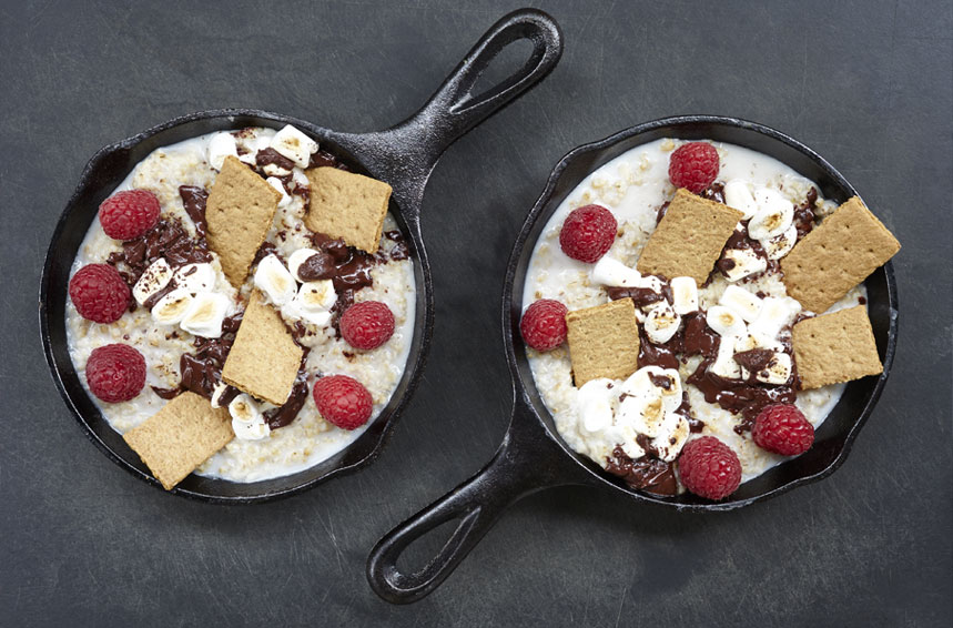 wicked-baked-smores-oatmeal-2